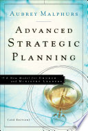 Advanced Strategic Planning Book Cover