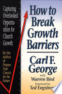 How to Break Growth Barriers Book Cover