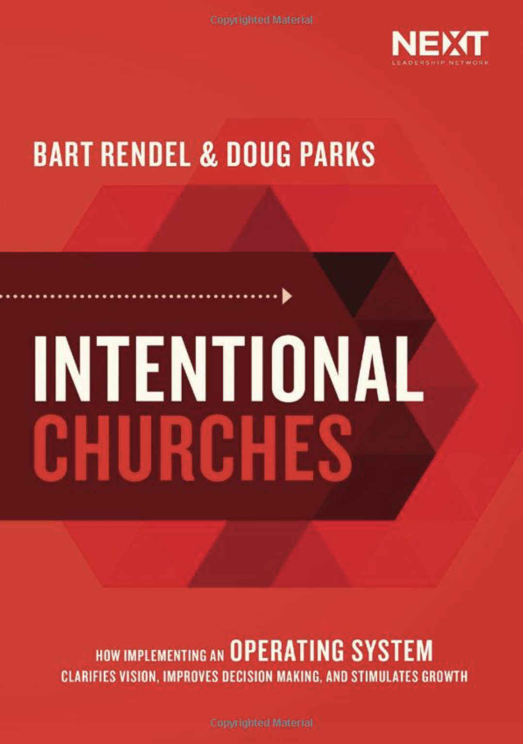 Intentional Churches Book Cover