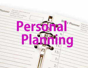 Strategic Plan - Personal Planning