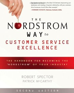 The Nordstrom Way Book Cover