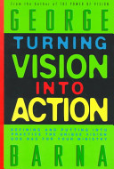 Turning Vision Into Action Book Cover
